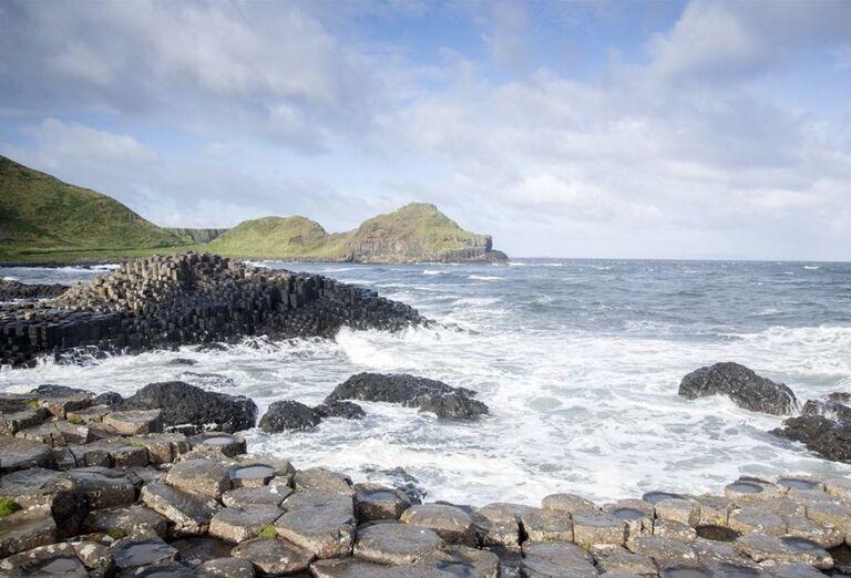 Zátoka na polostrove Kerry