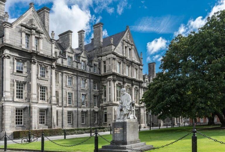 Trinity College, najstaršia írska univerzita