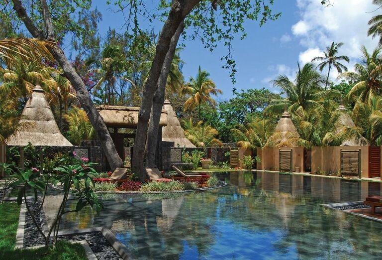 Exteriér hotela Shandrani Beachcomber Resort & Spa