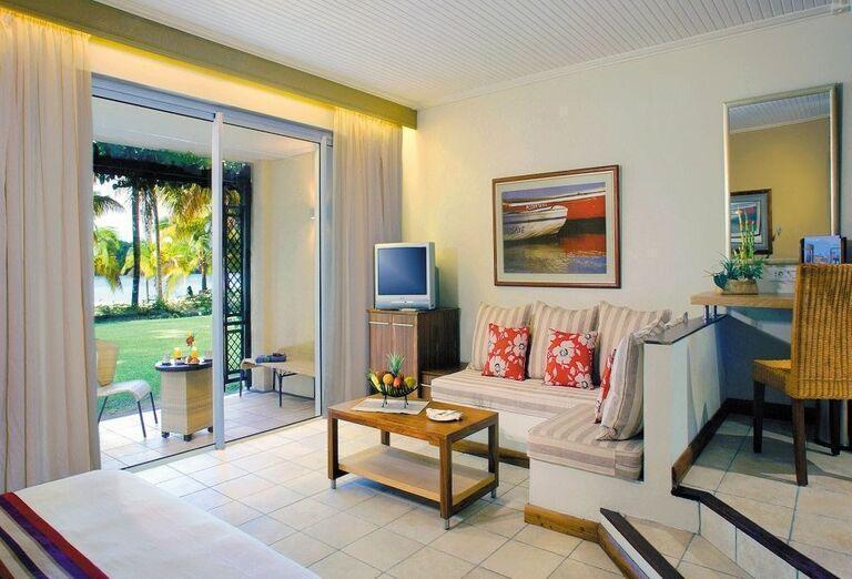 Ubytovanie s výhľadom na more v hoteli Shandrani Beachcomber Resort & Spa