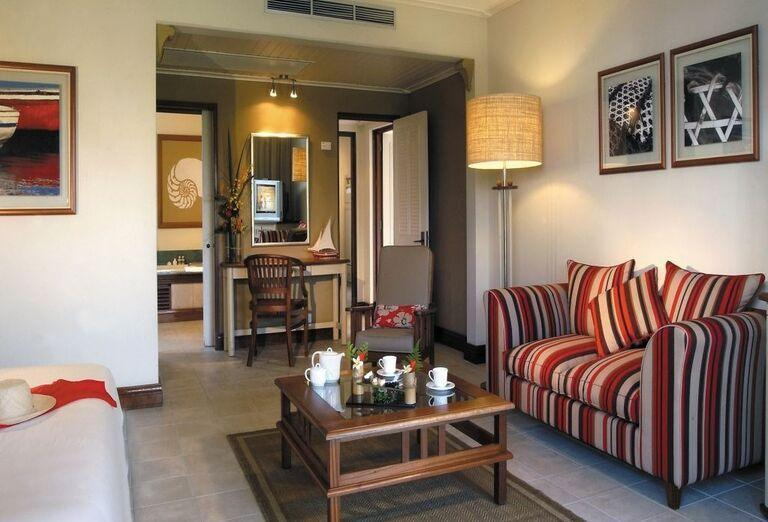 Izba v hoteli Shandrani Beachcomber Resort & Spa