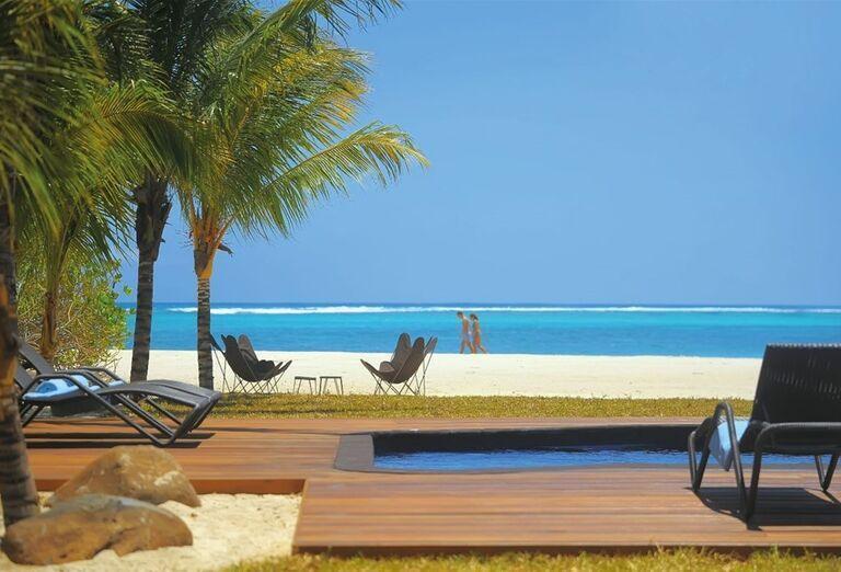 Oddych a relax pri pláži