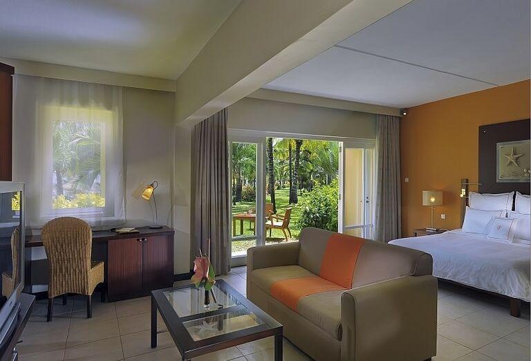 Hotel Victoria Beachcomber Resort & Spa - Hotelová izba