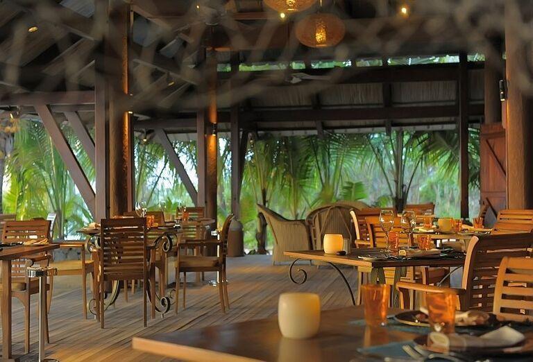 Hotel Victoria Beachcomber Resort & Spa - reštaurácia