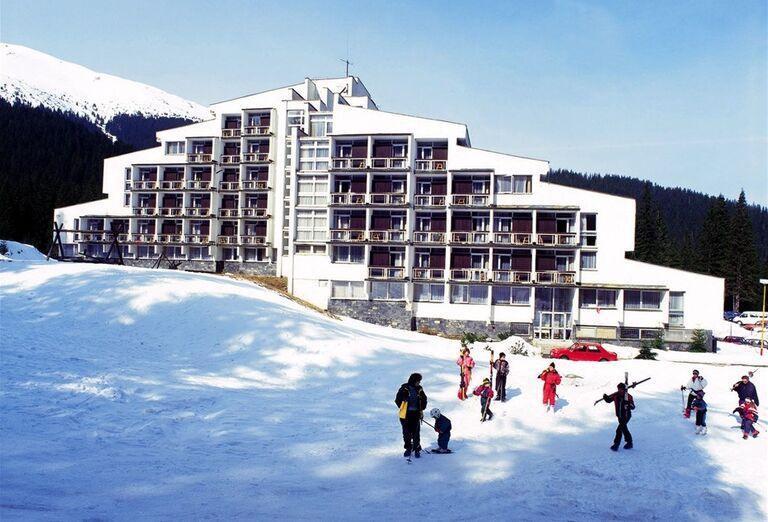 Exteriér, Hotel Sorea Marmot, Jasná