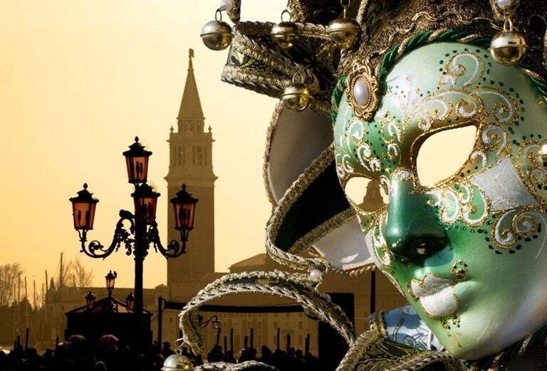 Karneval, Benátky, poznávací zájazd, Taliansko