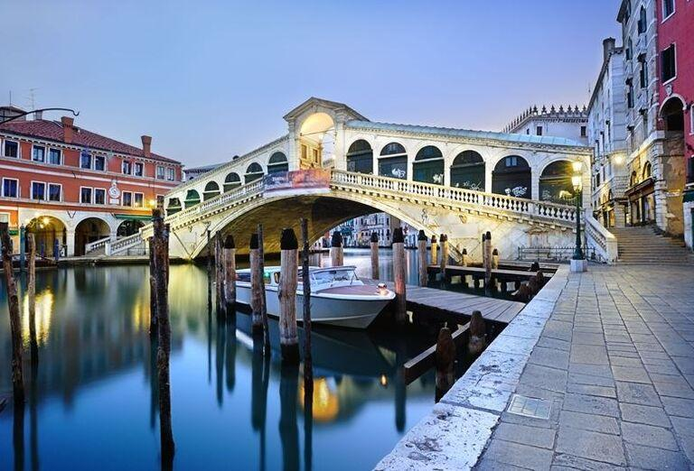 Most Rialto, Benátky, poznávací zájazd, Taliansko