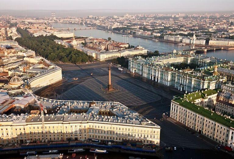 Petrohrad a plavba Ladožským jazerom