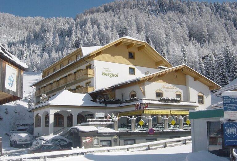 Hotel Berghof, Innerkrems, Rakúsko