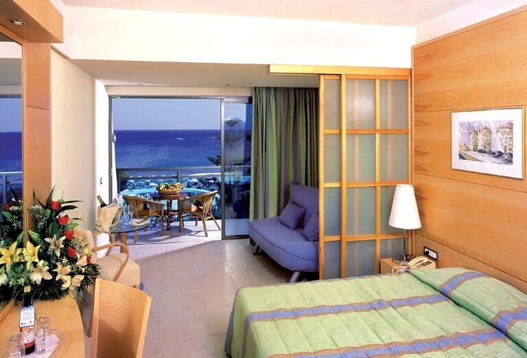 izba, hotel Calypso, Faliraki