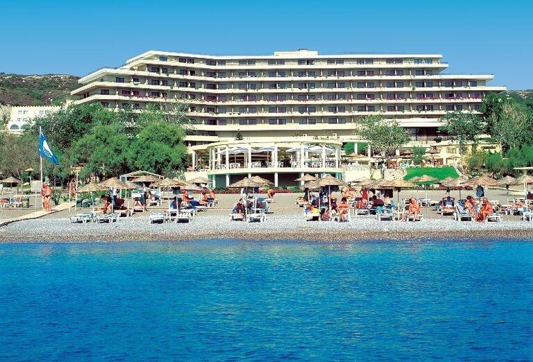 plaz, hotel Esperides, Faliraki