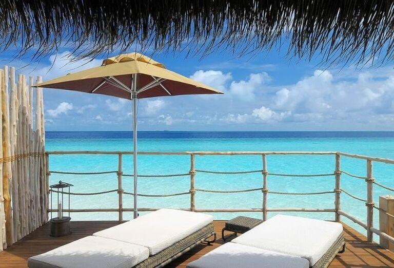 Relax na terase s výhľadom na more