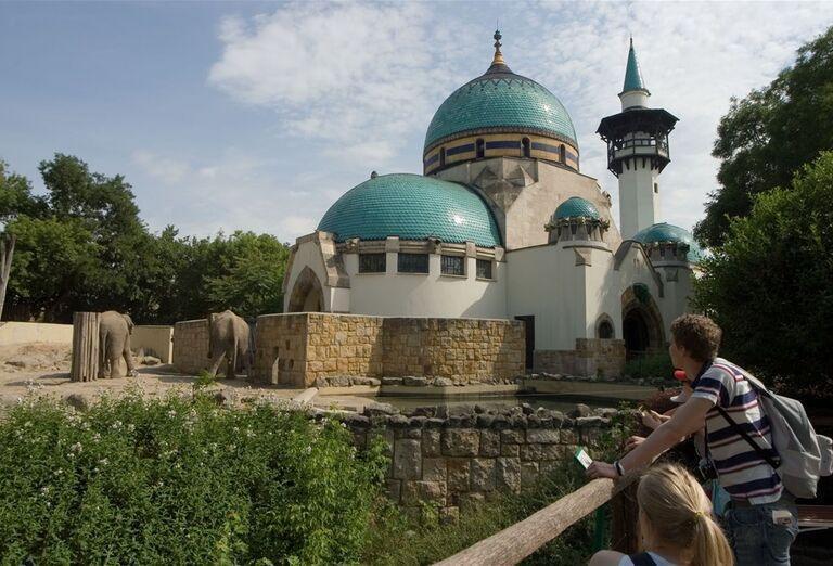 Najstaršia zoo na svete