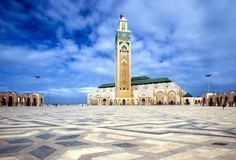 Galéria Maroko za tajomstvami kráľovských miest