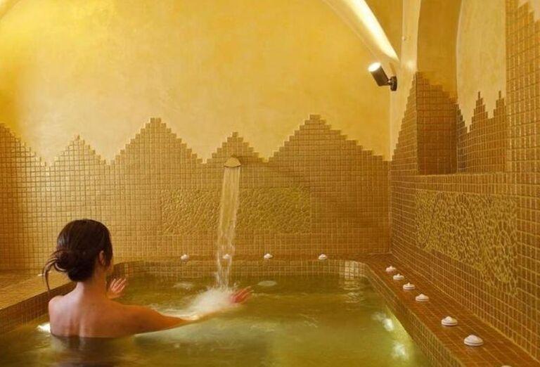 Bangsak Village -hotelový bazén