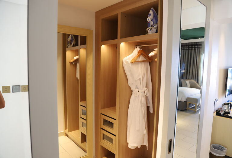 Hotel Hilton Resort & Spa - interiér izby