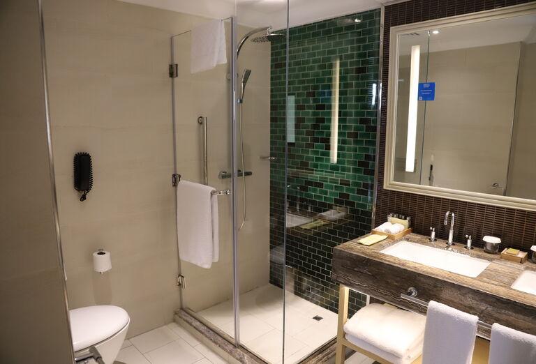 Hotel Hilton Resort & Spa - kúpeľňa