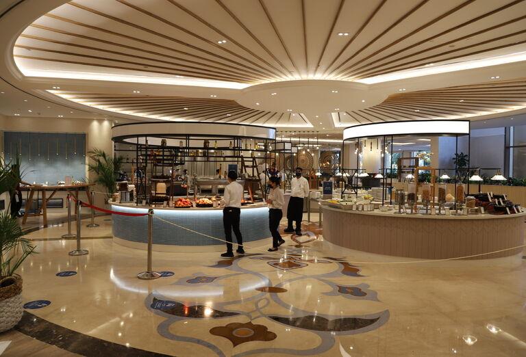 Exteriér hotela - Hotel Hilton Resort & Spa Ras Al Khaimah