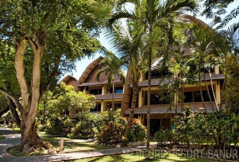 Hotel Mercure Resort Sanur so záhradou