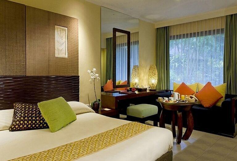 De Luxe izba v Mercure Resort Sanur