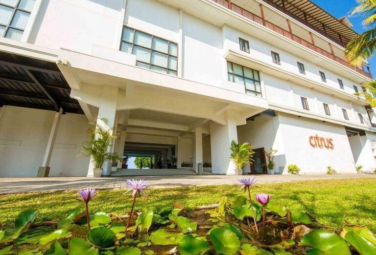 Hotel Citrus Hikkaduwa - Exteriér hotela