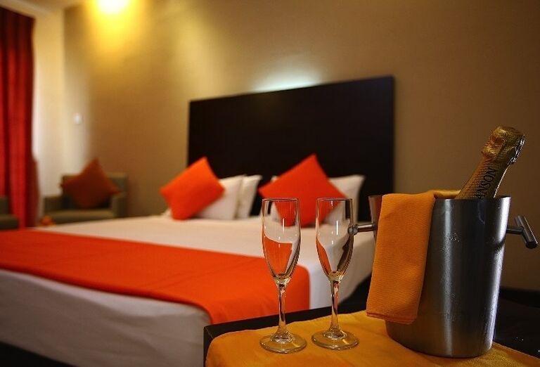 Hotel Citrus Hikkaduwa - Dvojlôžková izba