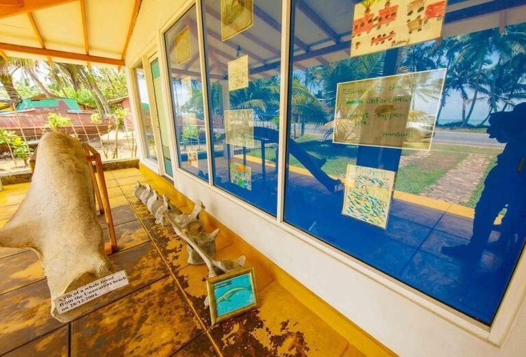 Hotel Citrus Hikkaduwa - výstavná skriňa