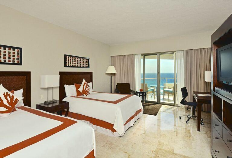 Hotel Iberostar Cancun - hotelová izba