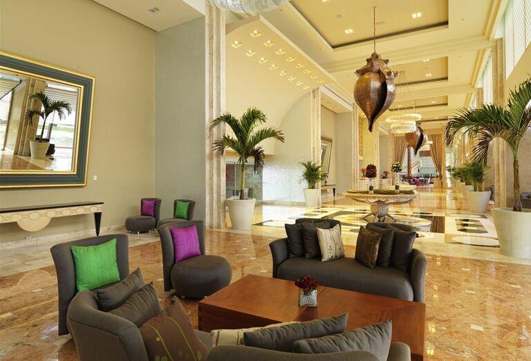 Hotel Iberostar Cancun - posedenie