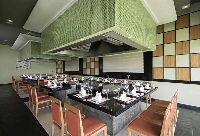 Hotel Iberostar Cancun - reštaurácia