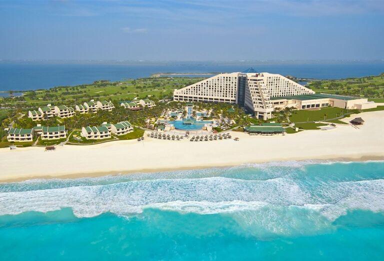 Hotel Iberostar Cancun - Piesočnatá  pláž