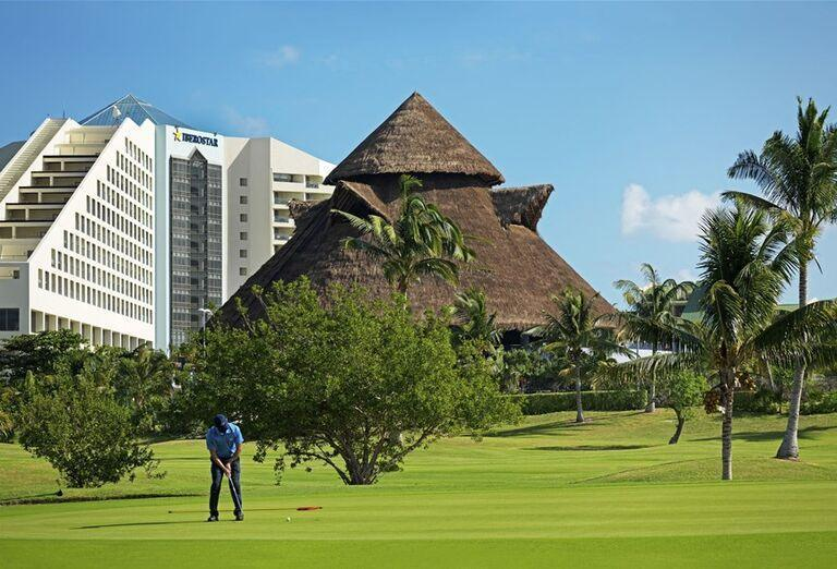 Hotel Iberostar Cancun - Areál hotela
