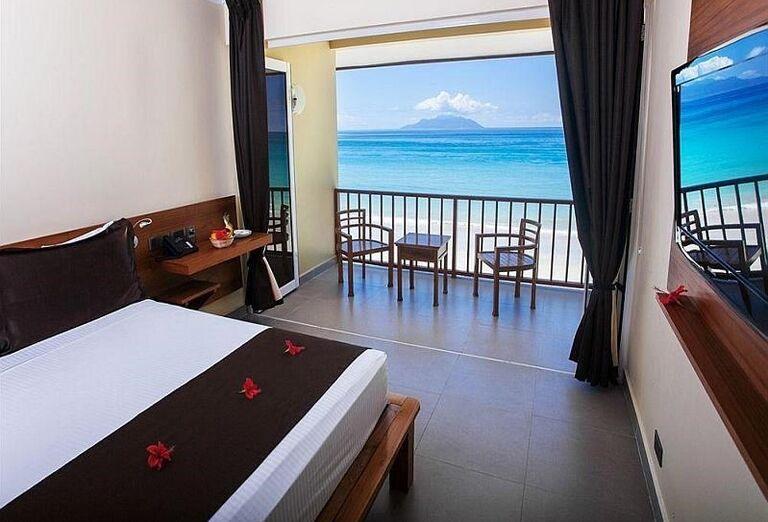 Hotel Coral Strand - Dvojlôžková izba s výhľadom na more