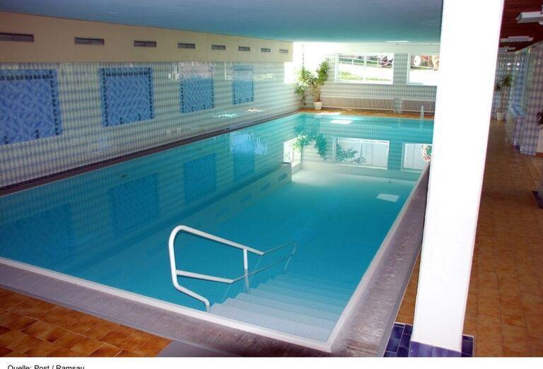 Vnútorný bazén, hotel Post, Ramsau am Dachstein