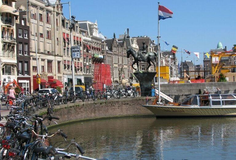 Prístav-Holandsko