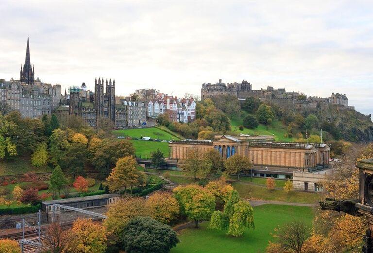 Hrad v Edinburgu