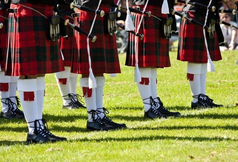 Škótsky kilt, Škótsko, poznávací zájazd