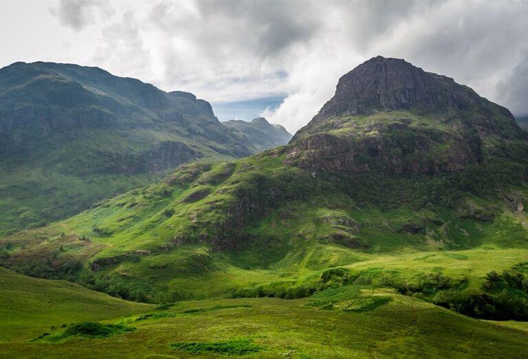 Škótske pohorie