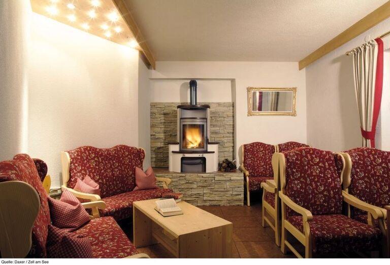 Salónik, Garten Hotel Daxer, Zell am See