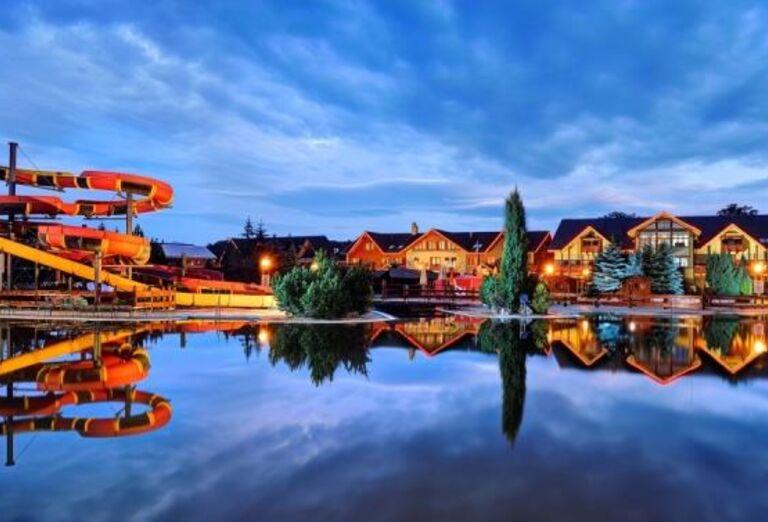Izba, Bešeňová, Gino Paradise