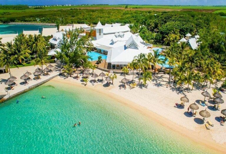 Hotel Preskil Island Resort -  pohľad na ostrov