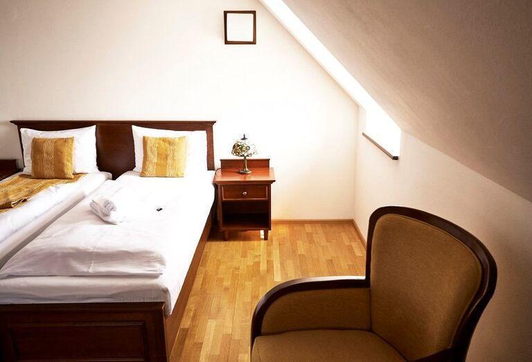 Izba v hoteli Hradná Stráž
