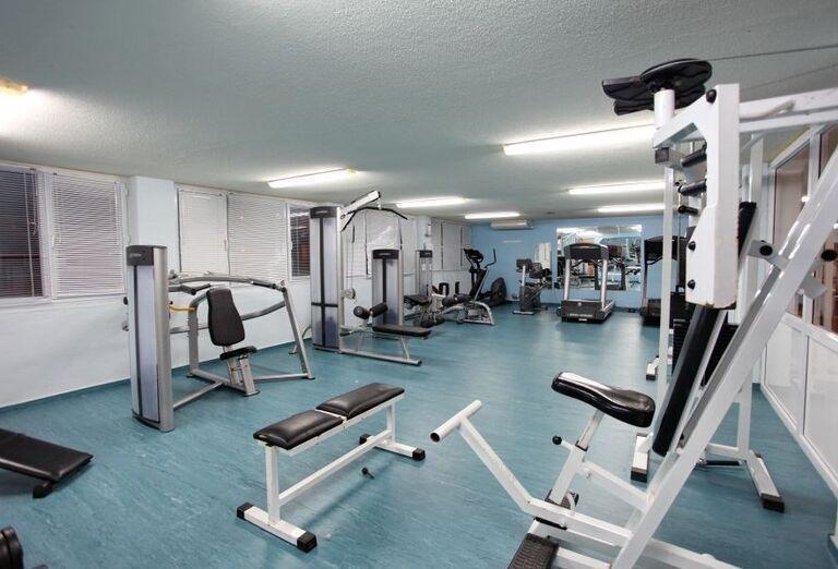 Hotel Evrika Beach Club - fitness
