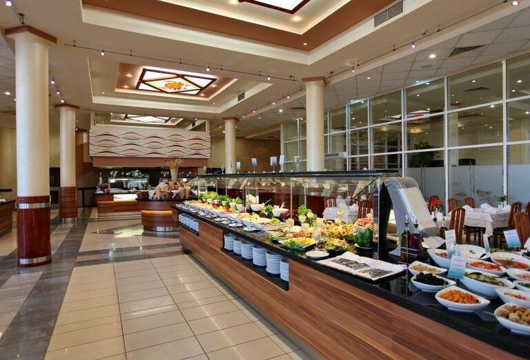 Hotel Evrika Beach Club - reštaurácia
