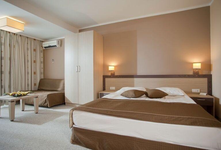 Hotel Evrika Beach Club - Dvojlôžková izba