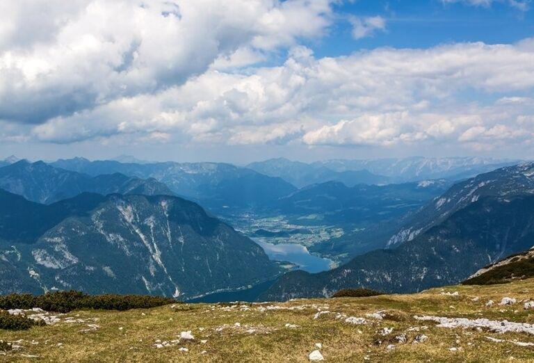 Krippenstein, poznávací zájazd, Rakúsko