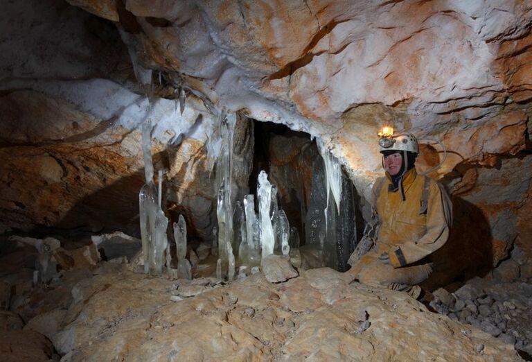 Mamutia jaskyňa, poznávací zájazd, Rakúsko