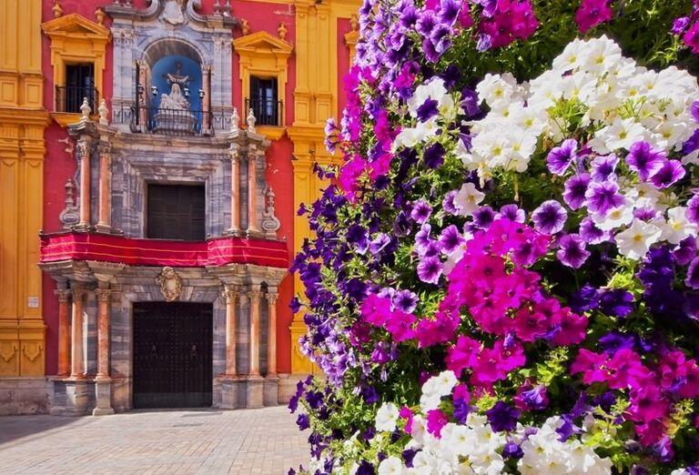 Malaga, poznávací zájazd, Španielsko