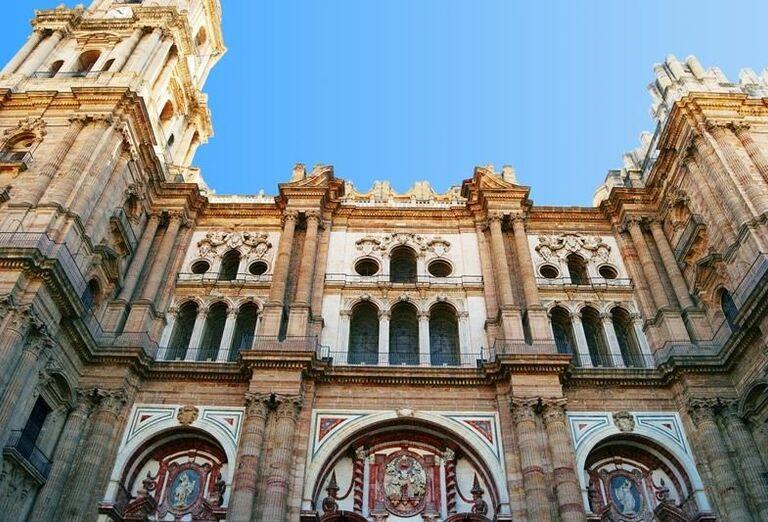 Katedrála, Malaga, poznávací zájazd, Španielsko