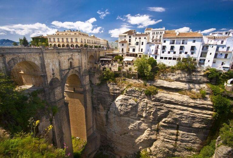 Ronda, Andalúzia, poznávací zájazd, Španielsko